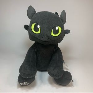 Build-A-Bear How to Train Your Dragon Plush